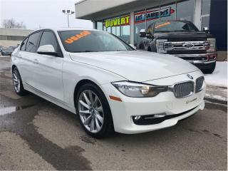 Used 2013 BMW 320 Xdrive A8 for sale in Levis, QC