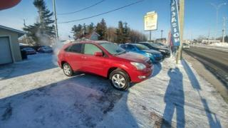 Used 2009 Lexus RX 350 for sale in Terrebonne, QC