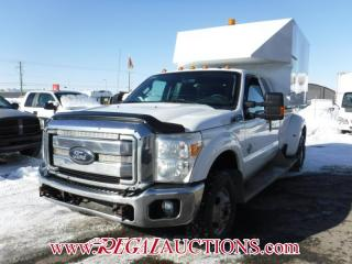 Used 2012 Ford F350 XLT SUPERCAB DRW 4WD for sale in Calgary, AB
