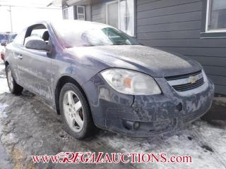 Used 2009 Chevrolet COBALT LT 2D COUPE for sale in Calgary, AB