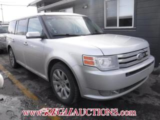 Used 2011 Ford FLEX LIMITED 4D UTILITY AWD for sale in Calgary, AB