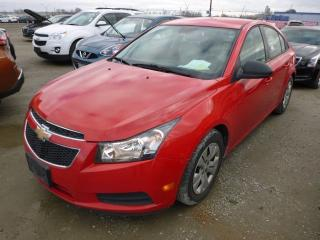 Used 2014 Chevrolet Cruze 2LS for sale in Surrey, BC