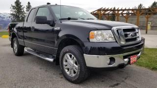 Used 2008 Ford F-150 XLT SUPERCAB SHORT B for sale in West Kelowna, BC