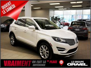 Used 2015 Lincoln MKC Cuir Toit Awd for sale in Saint-leonard, QC