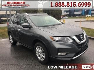 Used 2017 Nissan Rogue for sale in Richmond, BC