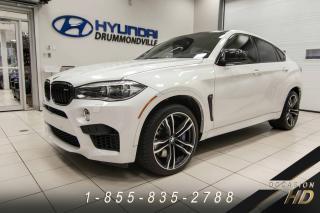 Used 2015 BMW X6 M +XDRIVE + HARMAN KARDON + NAVI + CAMER for sale in Drummondville, QC