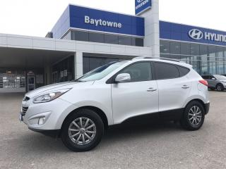 Used 2015 Hyundai Tucson Limited AWD at for sale in Barrie, ON