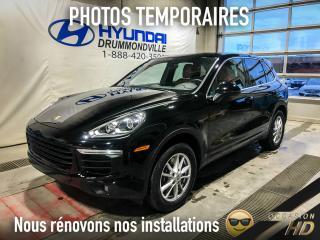 Used 2016 Porsche Cayenne SPORT CHRONO + NAVI + BLUETOOTH + 18'' + for sale in Drummondville, QC