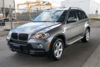 Used 2008 BMW X5 xDrive for sale in Langley, BC