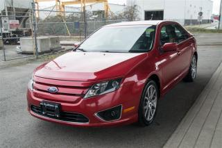 Used 2011 Ford Fusion SEL for sale in Langley, BC