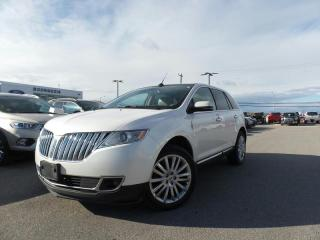 Used 2013 Lincoln MKX BASE 3.7L V6 for sale in Midland, ON