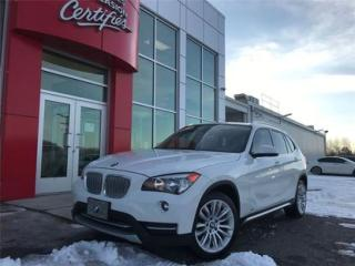 Used 2013 BMW X1 28i Xdrive Toit Pano for sale in Victoriaville, QC