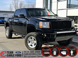Used 2010 GMC Sierra 1500 for sale in Gatineau, QC