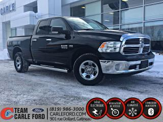 Used 2013 Dodge Ram 1500 Dodge Ram SLT 1500 4x4, Extended cab for sale in Gatineau, QC