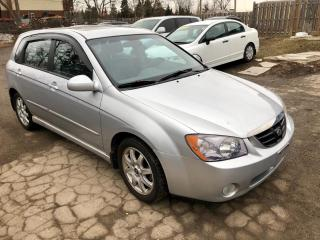 Used 2005 Kia Spectra5 Spectra5, auto, a/c, low km's for sale in Hornby, ON
