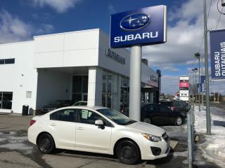 Used 2013 Subaru Impreza Berline 4 portes, boîte manuelle, 2,0i, for sale in Gatineau, QC