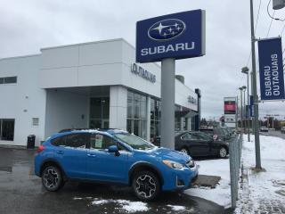 Used 2016 Subaru XV Crosstrek Touring manuelle for sale in Gatineau, QC