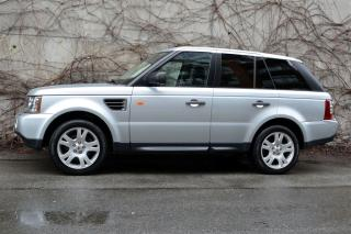 Used 2006 Land Rover Range Rover Sport HSE 4WD for sale in Vancouver, BC