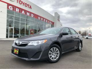 Used 2014 Toyota Camry LE for sale in Pickering, ON