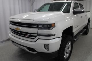 Used 2016 Chevrolet Silverado 1500 Ltz Plus Z71 All for sale in Longueuil, QC