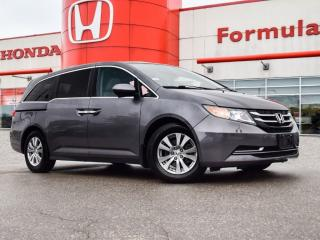 Used 2015 Honda Odyssey EX | HEATED SEATS | REAR-VIEW CAMERA for sale in Scarborough, ON