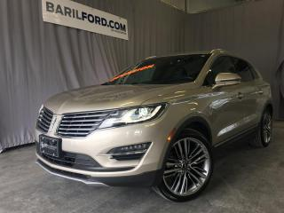 Used 2015 Lincoln MKC AWD 4DR for sale in Saint-hyacinthe, QC
