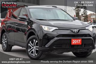 Used 2017 Toyota RAV4 AWD LE for sale in Pickering, ON