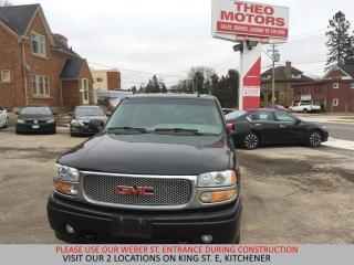 Used 2006 GMC Yukon Denali | DVD | BOSE | NAVIGATION | 7 PASSENGER for sale in Kitchener, ON