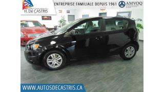Used 2012 Chevrolet Sonic LS for sale in Châteauguay, QC