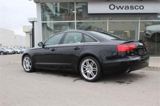 Used 2014 Audi A6 2.0 Progressiv w/ Sunroof for sale in Whitby, ON