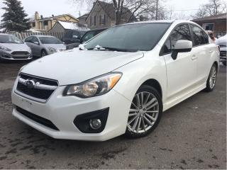 Used 2012 Subaru Impreza 2.0i (CVT)AWD NICE LOCAL TRADE IN!!! for sale in St Catharines, ON