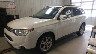 Used 2014 Mitsubishi Outlander SE V6 AWD for sale in Gatineau, QC