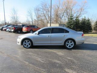 Used 2013 Volkswagen Passat Comfortline FWD for sale in Cayuga, ON