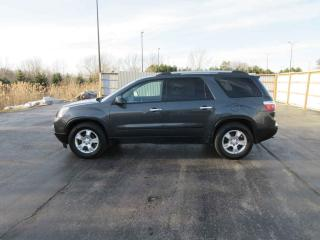 Used 2011 GMC ACADIA SLE1 AWD for sale in Cayuga, ON