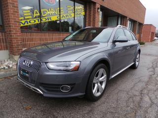 Used 2013 Audi A4 Allroad 2.0T Premium Panoramic Sunroof for sale in Woodbridge, ON