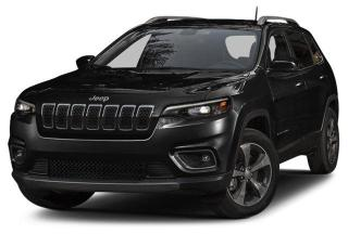 New 2019 Jeep Cherokee LIMITED <b>Trailer Tow Group, LEATHER, REMOTE START<b> for sale in Surrey, BC