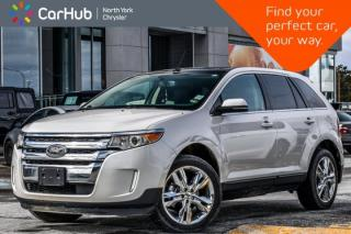 Used 2013 Ford Edge Limited AWD|Sunroof|Nav|Leather|BackUpCam|HeatFrntSeats|20