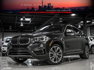 Used 2015 BMW X6 3.5i|SPORT|HEADSUP|NAVI|360CAM|LOADED for sale in North York, ON