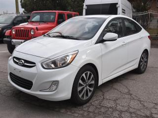 Used 2016 Hyundai Accent LE SUNROOF, HEATED SEATS !!! for sale in Concord, ON