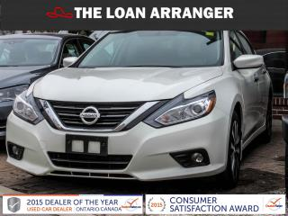 Used 2017 Nissan Altima SV for sale in Barrie, ON