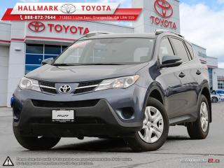 Used 2013 Toyota RAV4 FWD LE for sale in Mono, ON