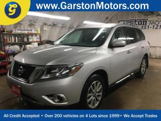 Used 2016 Nissan Pathfinder SV*4WD*BACK UP CAMERA*7 PASSENGER*HEATED FRONT SEATS*POWER DRIVER SEAT*PHONE CONNECT*HEATED STEERING WHEEL*REAR LIFT GATE* for sale in Cambridge, ON