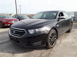 Used 2017 Ford Taurus Limited, $98/wk, sun roof, NAV, bluetooth for sale in Scarborough, ON