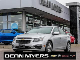 Used 2016 Chevrolet Cruze LT for sale in North York, ON