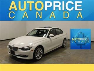 Used 2017 BMW 3 Series xDrive NAVIGATION MOONROOF for sale in Mississauga, ON