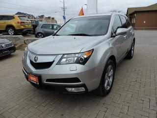 Used 2012 Acura MDX 3.7L V6 AWD for sale in Pickering, ON