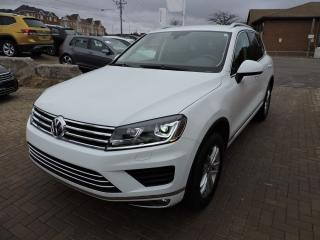 Used 2016 Volkswagen Touareg Sportline for sale in Pickering, ON