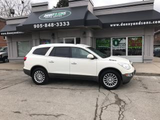 Used 2010 Buick Enclave CX for sale in Mississauga, ON