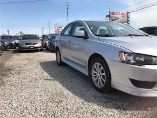 Used 2013 Mitsubishi Lancer SE for sale in Mississauga, ON