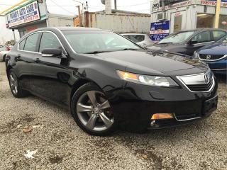 Used 2013 Acura TL w/Tech Pkg for sale in Mississauga, ON